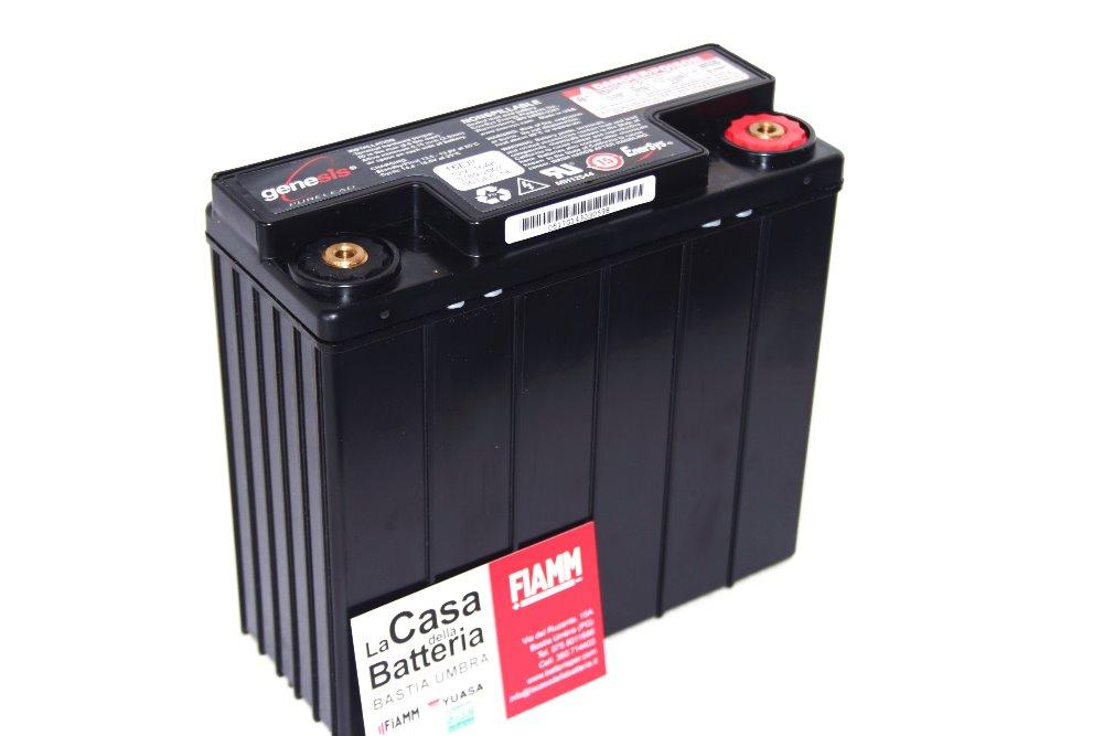 Batteria per start booster genesis g16ep 12v 16ah 1600a usa la casa della batteria - Batteria per casa ...