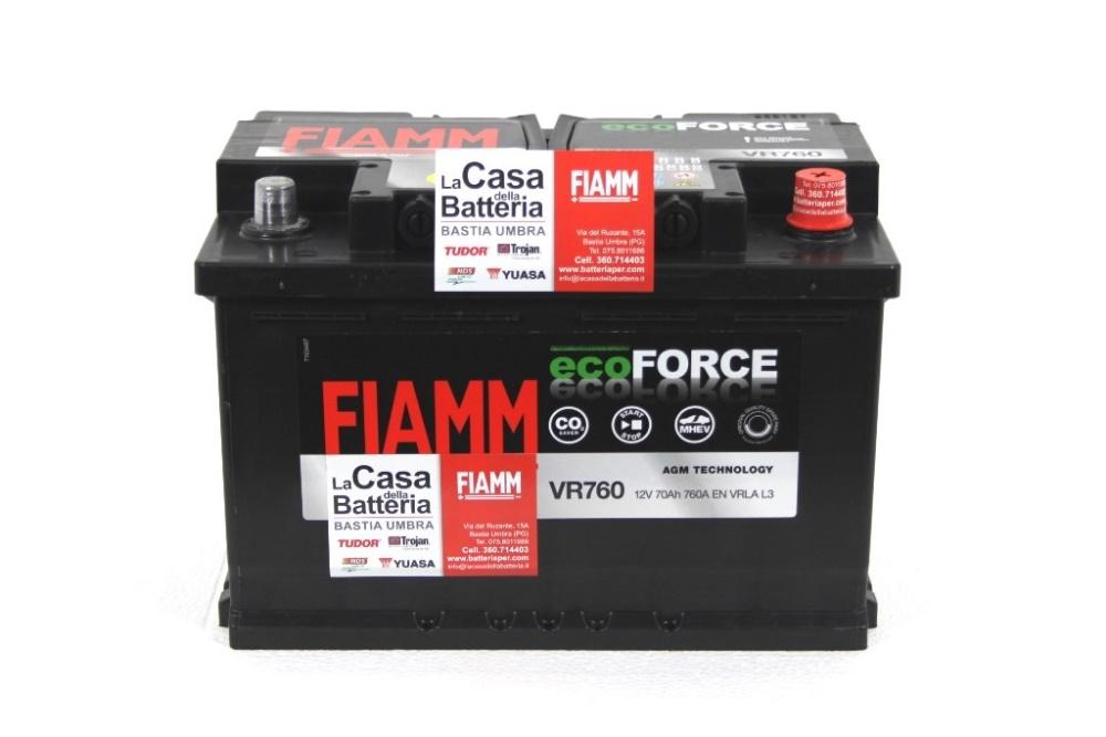 batteria fiamm vr760