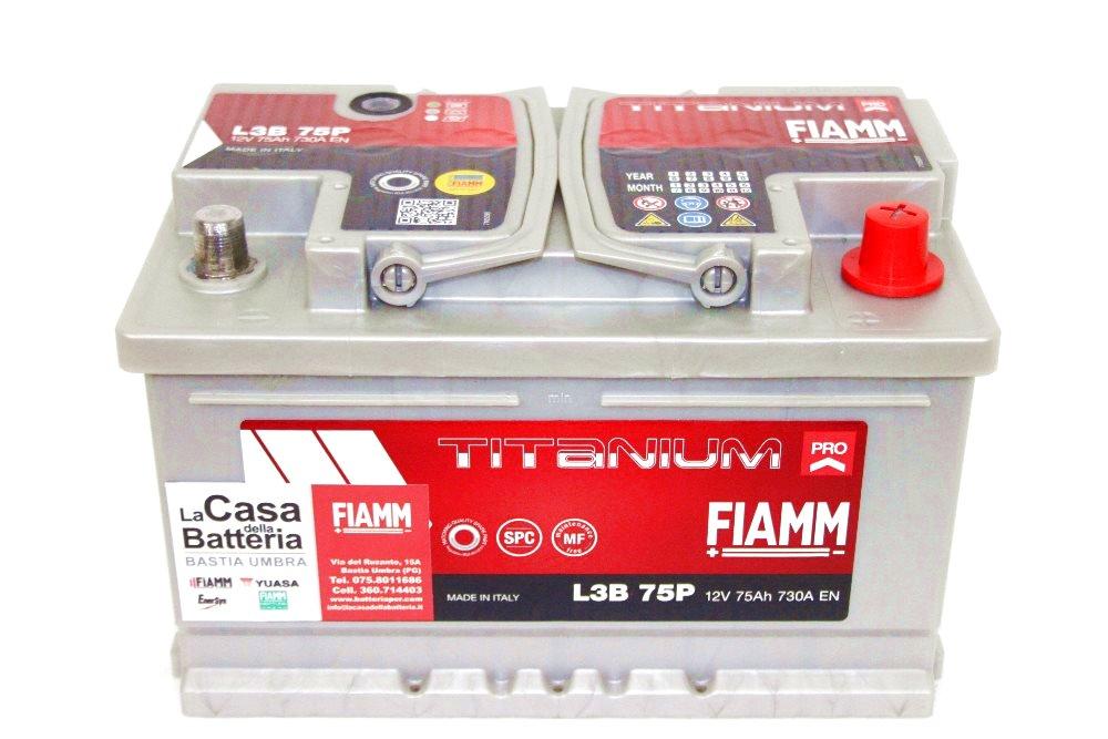 amperaggio batteria